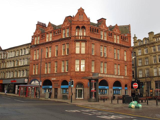 Co-Operative Bank, Sunbridge Road