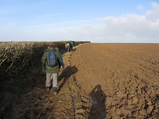 Footpath near Marcross