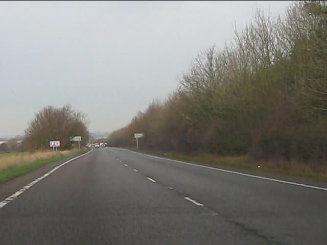 A41 Chetwynd Aston bypass