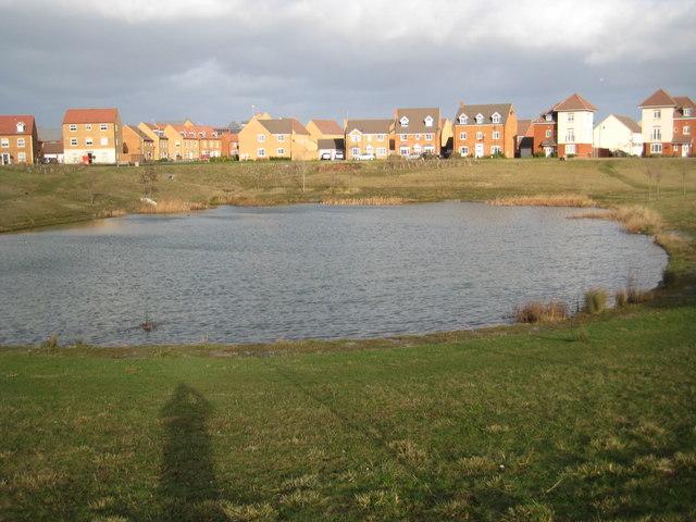 Hampton Hargate: Happy Hollows Lake