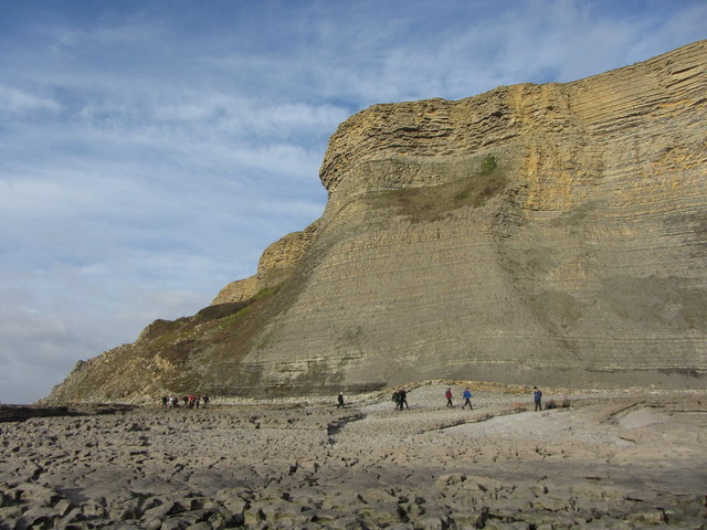 Whitmore Stairs, Vale of Glamorgan coast