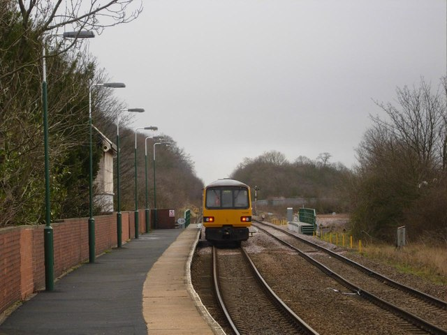 Gainsborough Lea Road Station