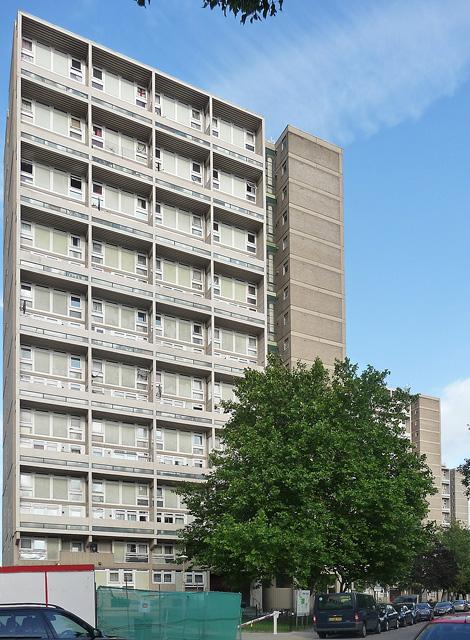 Maida Vale Estate, Lanark Road (1)
