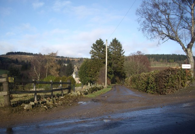 Access to West Maldron
