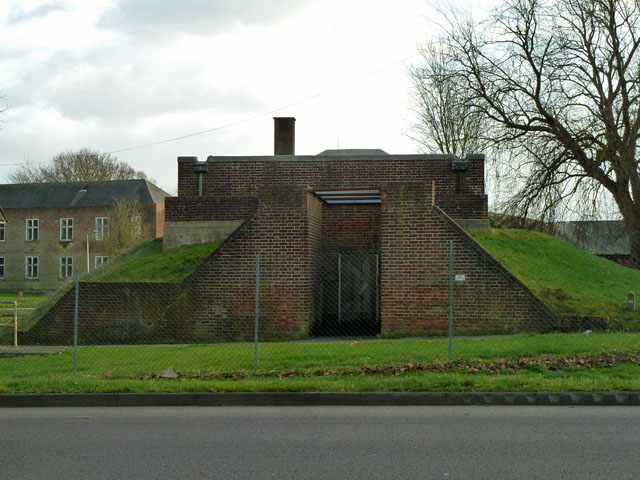 Air raid shelter, Biggin Hill