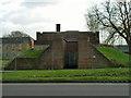 TQ4160 : Air raid shelter, Biggin Hill by Robin Webster