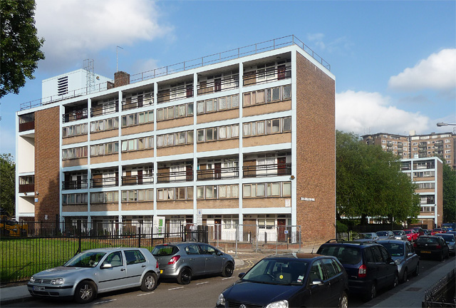 Maida Vale Estate, Lanark Road (2)