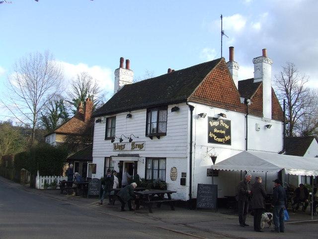 King's Arms, Shoreham