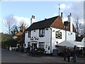 TQ5161 : King's Arms, Shoreham by Malc McDonald