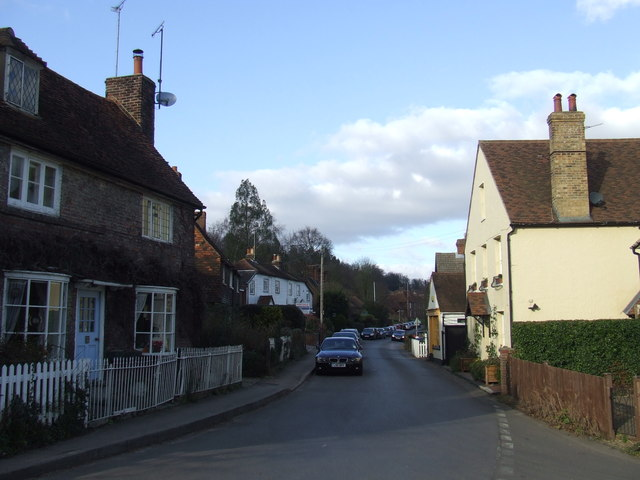 Shoreham High Street