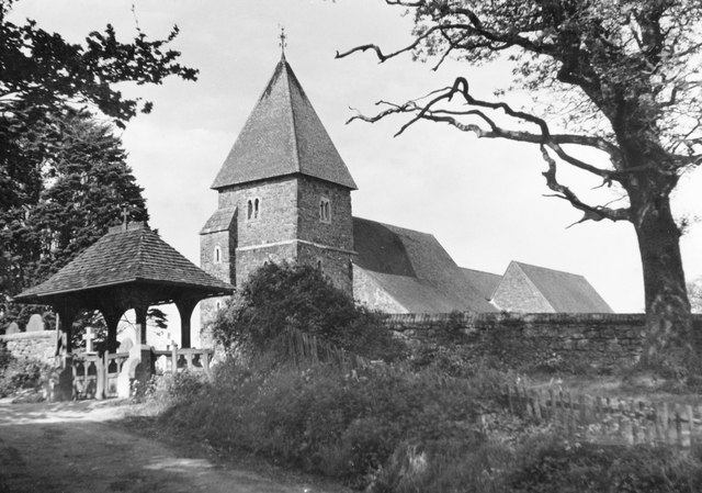 St Laurence Church, Guestling Green