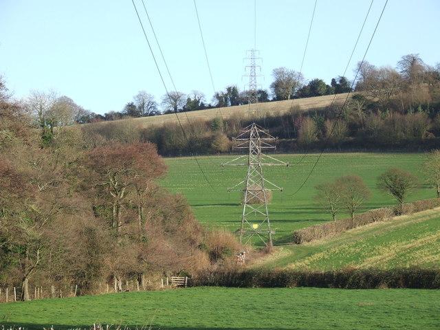 Under power near Lullingstone