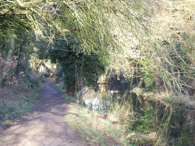 Darent Valley Path near Lullingstone
