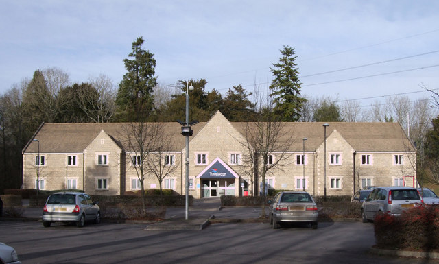 Travelodge, Burford Road Services, Cirencester
