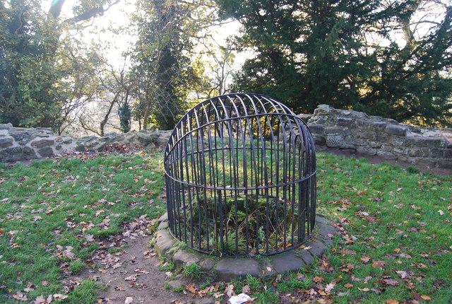The Well, Tonbridge Castle