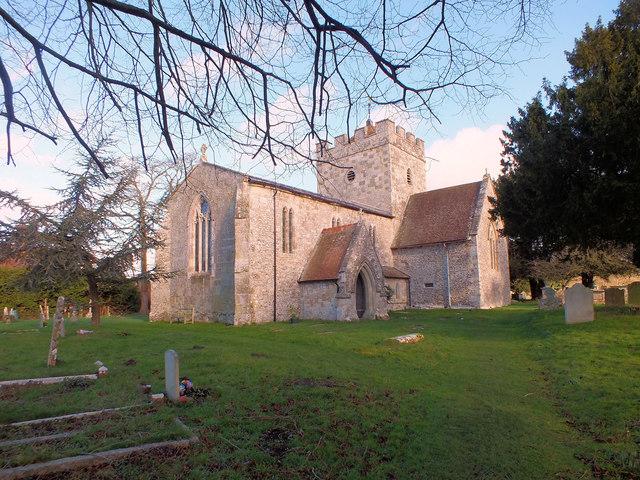 St Peter's Church, Britford