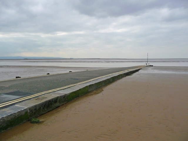 Burnham-On-Sea - The Slipway