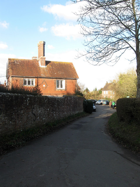 Pilgrims, Church Lane