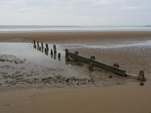 Burnham-On-Sea - Groyne