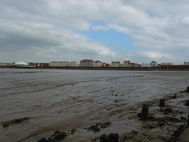 Burnham-On-Sea - Burnham Beach