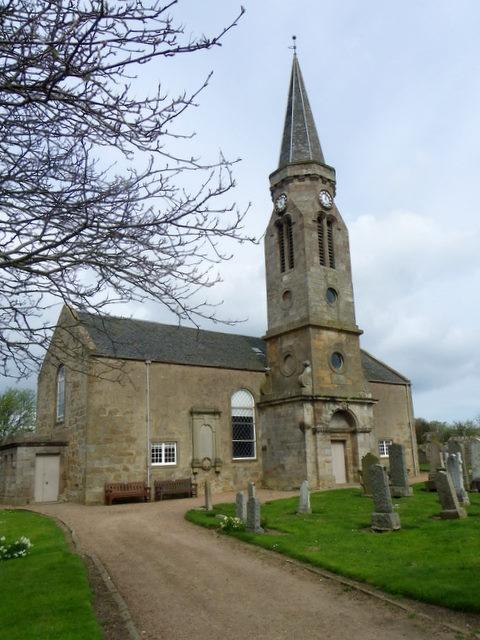 Parish Church, Kingsbarns