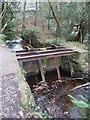 SX8088 : Leat for Steps Bridge Iron Mills by Chris Allen