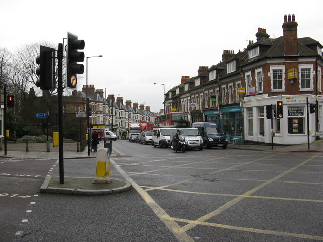 Highgate:  Archway Road