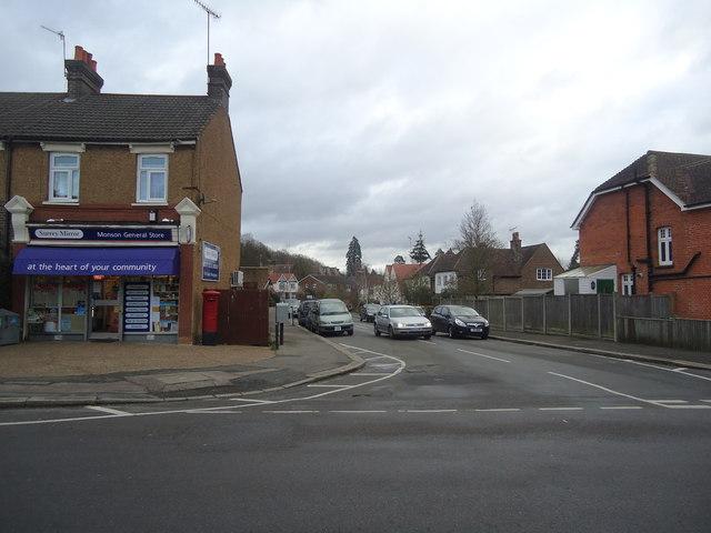 Ringwood Avenue, Redhill