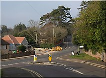 SX9065 : Junction of  St Vincent's Road with Barton Road, Torquay by Derek Harper
