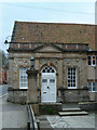 ST4938 : The Old Pump House, Glastonbury by Chris Allen