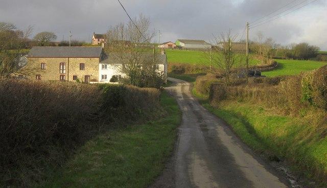 Luddon, Boasley Cross