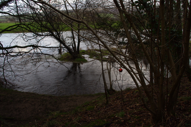 River Lune near Aughton