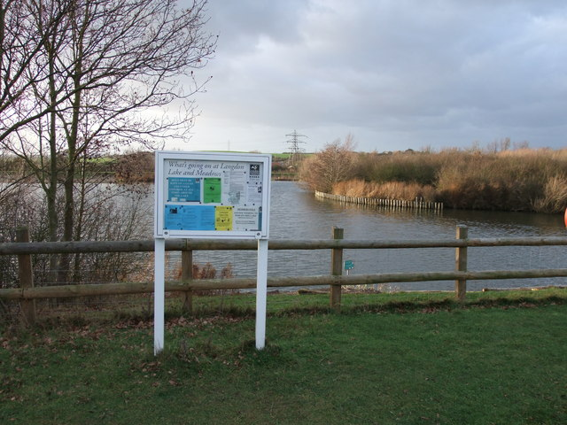 Langdon Lake Nature Reserve