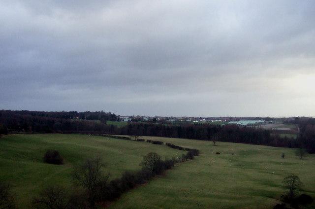 Farmland near Harrogate