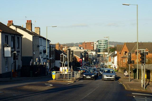 Brighton Road, Redhill, Surrey