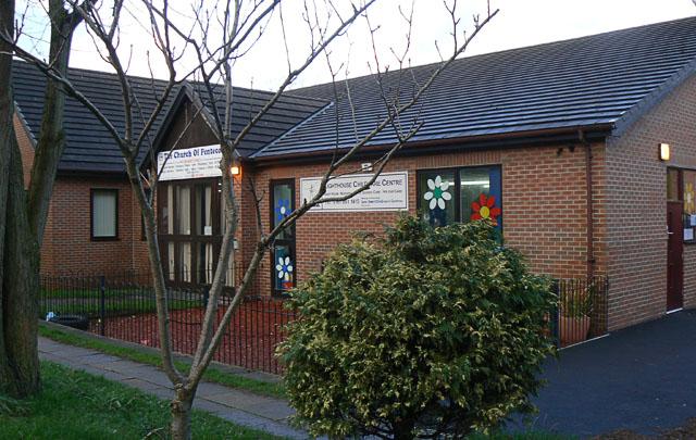 Pentecostal Church and Nursery, Sandy Lane, Chorlton
