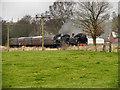 SD7913 : East Lancashire Railway by David Dixon