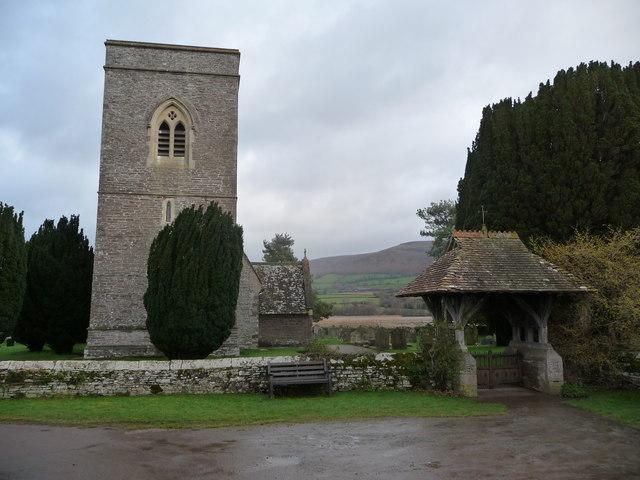 Llangasty-Talyllyn church