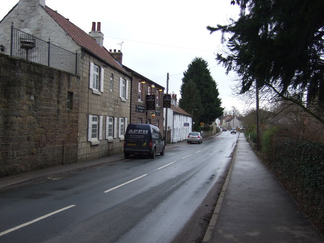 High Street, Markington