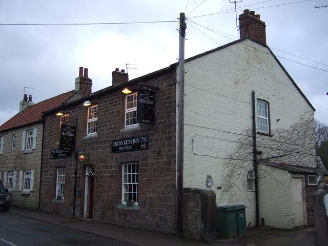 The Cross Keys Inn, Markington