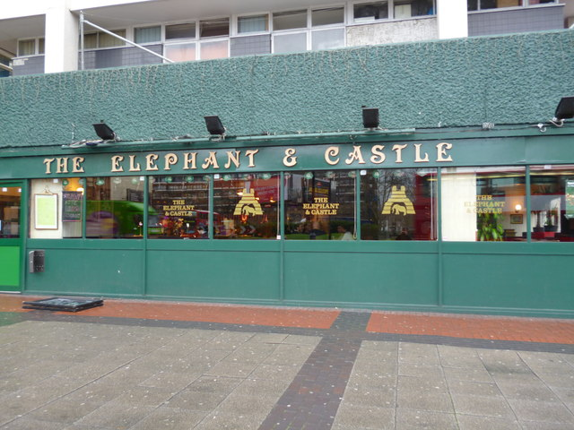 The Elephant and Castle Public House, Elephant and Castle SE1