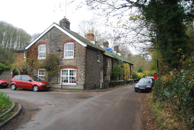 Cottages, Hayle Mill Lane