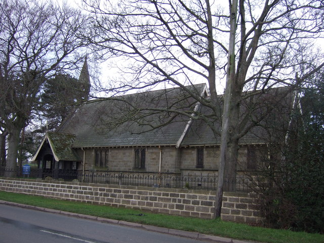 Church of St John the Evangelist, Bishop Thornton