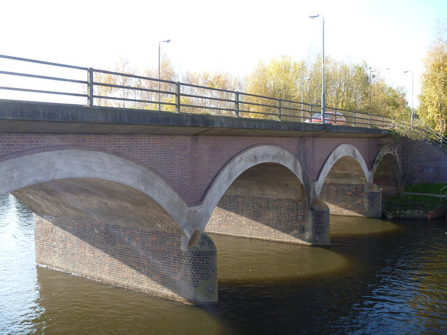 Bridge over the river [1]