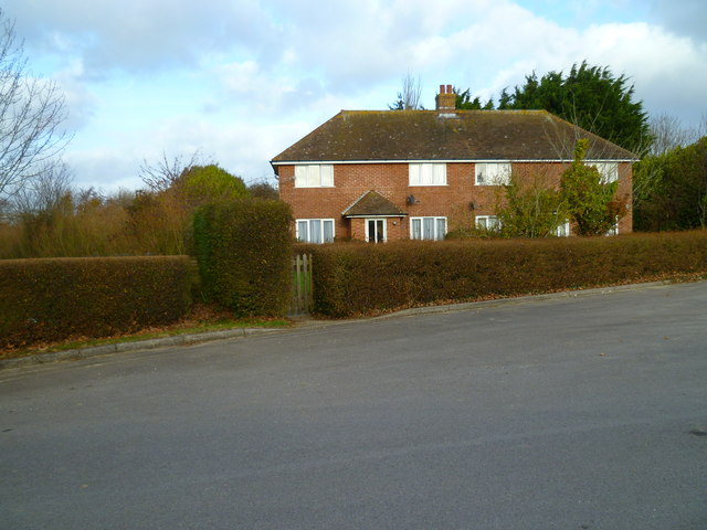 Houses at Chichester Golf Course