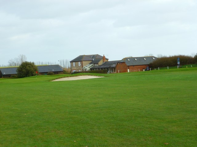Chichester golf course clubhouse