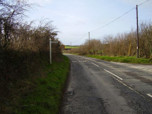 Seven Ash junction