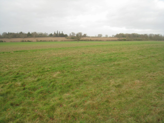 Farmland south of Oakley Park