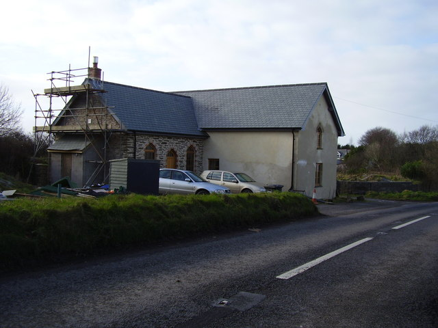 Easter Cross Chapel