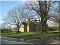 SE7072 : Rye Hills Farm by Pauline E